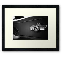 Toyota 86 GTS Framed Print