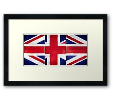 Brexit UK Framed Print