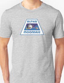 Moonbase Alpha Crest Unisex T-Shirt