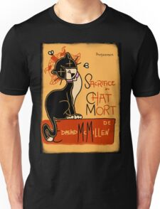 Le Chat Mort Unisex T-Shirt