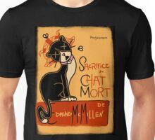 Le Chat Mort Unisex T-Shirt