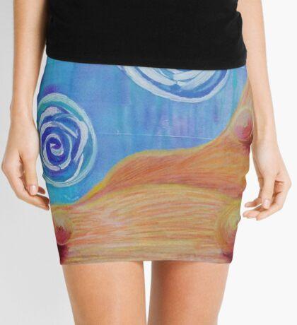 Mars Mini Skirt