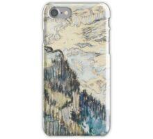 SIGNAC, PAUL (35) Le Mont Blanc vu de Sallanches.  iPhone Case/Skin