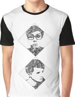Danisnotonfire & AmazingPhil  Graphic T-Shirt