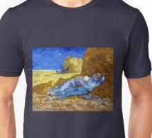 Vincent van Gogh The Siesta Unisex T-Shirt
