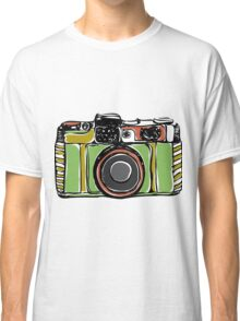 Vintage film camera  Classic T-Shirt