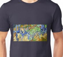 Vincent van Gogh Tree Roots Unisex T-Shirt