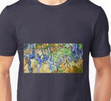 Vincent van Gogh Tree Roots Unisex T-Shirt