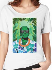 Frankensteins Monster Holiday Women's Relaxed Fit T-Shirt
