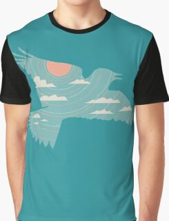 Skylark Graphic T-Shirt