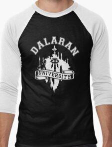 Dalaran University Men's Baseball ¾ T-Shirt