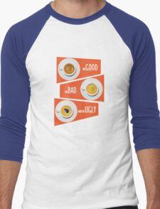 Good&Bad&Ugly Espresso Men's Baseball ¾ T-Shirt