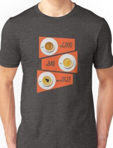 Good&Bad&Ugly Espresso T-Shirt