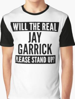 Will The Real Jay Garrick Please Stand Up? Graphic T-Shirt