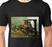 Vincent van Gogh Weaver Unisex T-Shirt