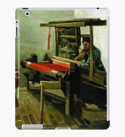 Vincent van Gogh Weaver iPad Case/Skin
