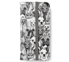 just dogs iPhone Wallet/Case/Skin