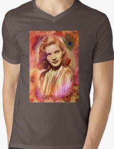 Fascinating Vivian Sternwood Mens V-Neck T-Shirt