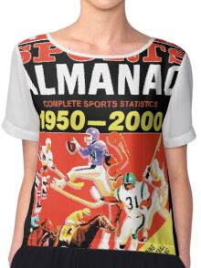 Grays Sports Almanac - Back to the Future Chiffon Top