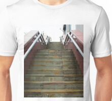 A Set Of Marble Stairs Unisex T-Shirt