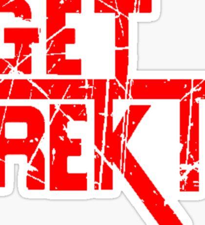 Rekt - ONE:Print Sticker