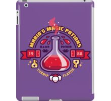 Mario's Magic Potions iPad Case/Skin