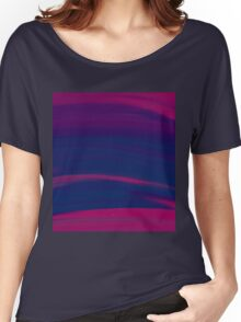 Oil - Sunrise Women's Relaxed Fit T-Shirt