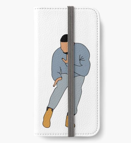 DRAKE'S HOTLINE BLING  iPhone Wallet/Case/Skin