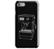 Espresso Machine  iPhone Case/Skin