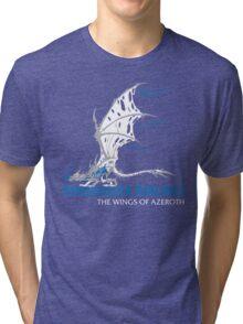 Sindragosa Airlines Tri-blend T-Shirt