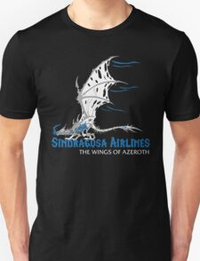 Sindragosa Airlines T-Shirt