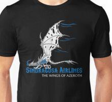 Sindragosa Airlines Unisex T-Shirt