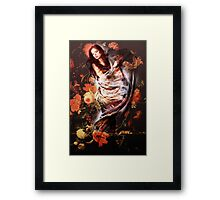 blooming iii Framed Print