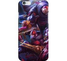 SKT T1 Zed - League of Legends iPhone Case/Skin
