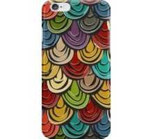 scallop scales iPhone Case/Skin