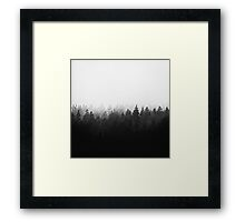 A Wilderness Somewhere Framed Print