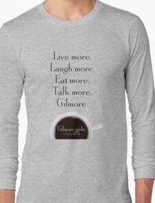 Gilmore Girls: A Year in the Life Long Sleeve T-Shirt
