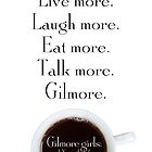 Gilmore Girls: A Year in the Life by coinho
