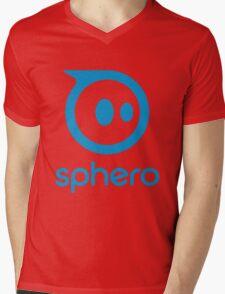 Sphero language Mens V-Neck T-Shirt