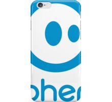 Sphero language iPhone Case/Skin