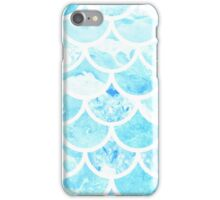 Marble mermaid iPhone Case/Skin