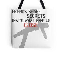 Pretty Little Liars - Secrets Tote Bag