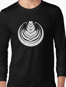 Latte Art Tulip Long Sleeve T-Shirt