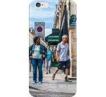 Paris Street Scene iPhone Case/Skin