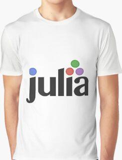 Julia programming language Graphic T-Shirt