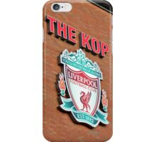 The Kop iPhone Case/Skin