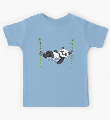iPod Panda Kids Tee