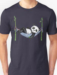 iPod Panda Unisex T-Shirt