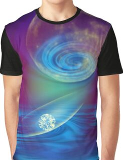 Shine On You Crazy Diamond-  Art + Products Design  Graphic T-Shirt