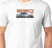 PORSCHE 911 turbo - 930  Unisex T-Shirt